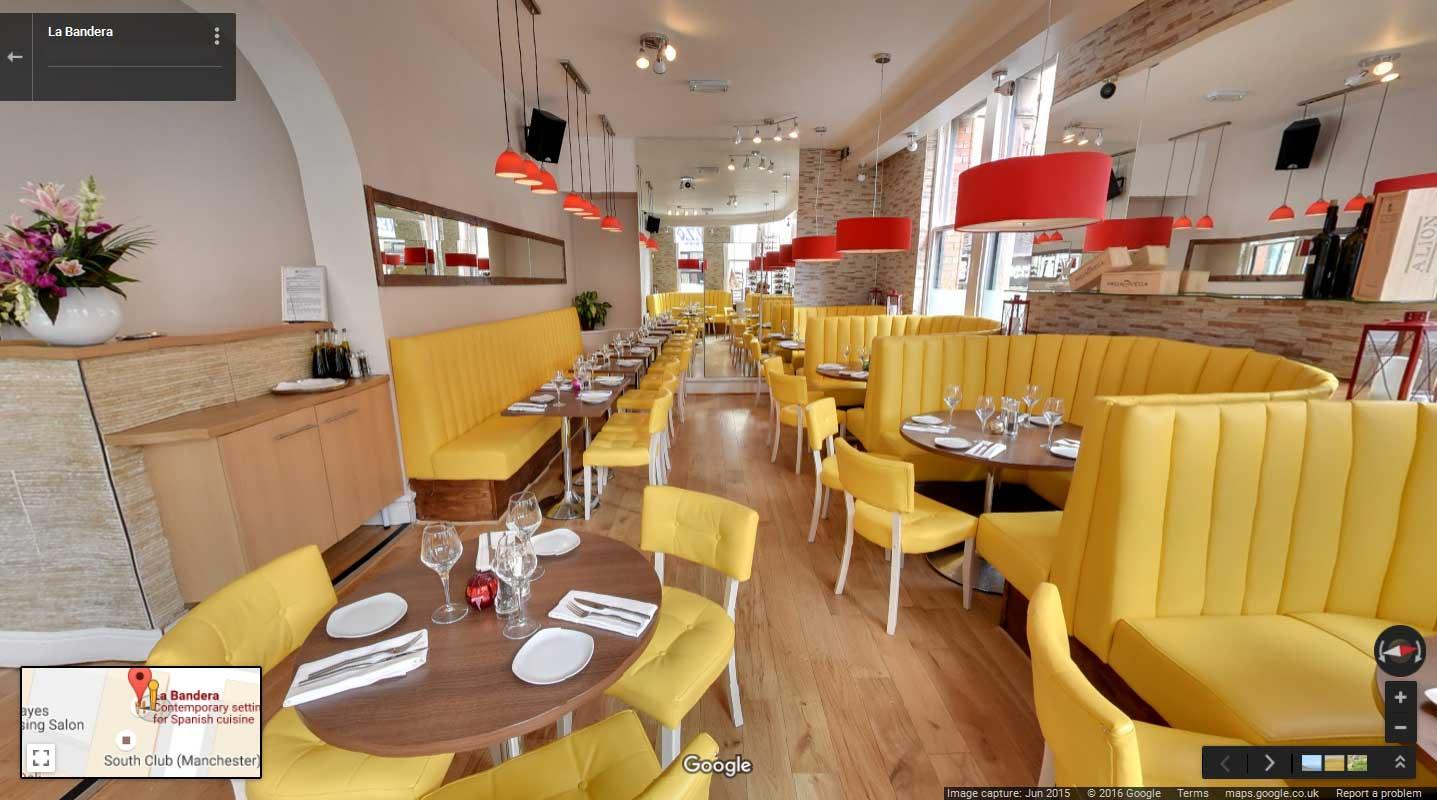 La Bandera Restaurant Area2