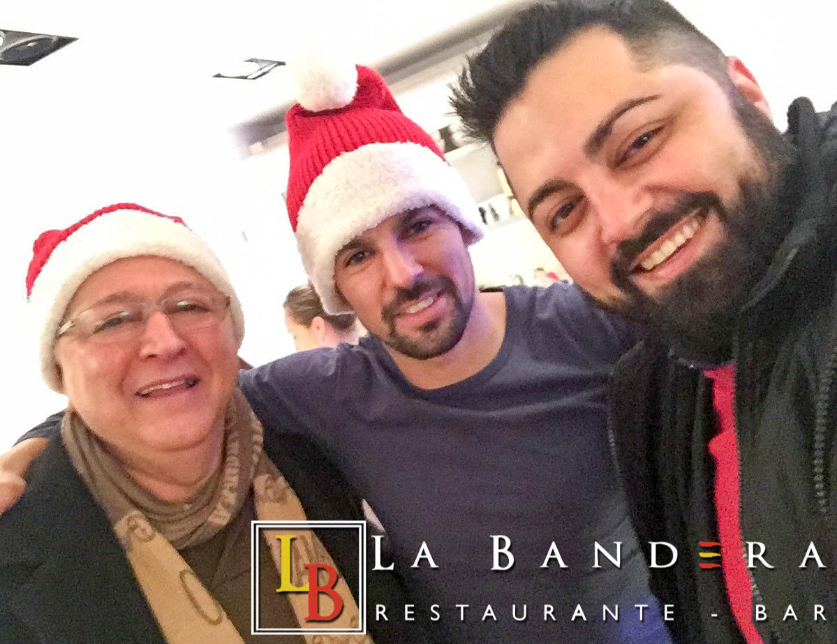 Nolito at La Bandera